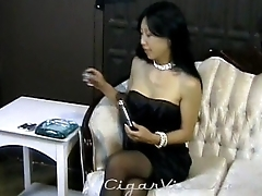 Tia Ling, Cigar Vixens, Full Video