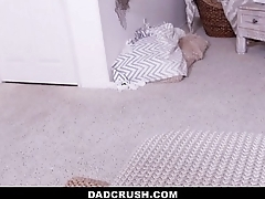 DadCrush - Doing A Strip-Tease For Step-Dad