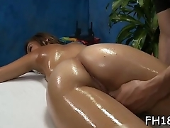 Superlatively good massage porn