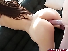 Very lucky guy gets to fuck Valentina Nappi in her beautiful butthole