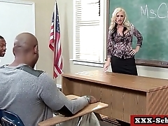Teacher and schoolgirl fucked at school 01