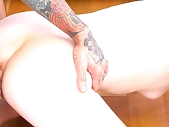 Petite Submissive Ava Little Extreme Anal Domination