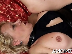 Agile mom can'_t live without from behind fuck