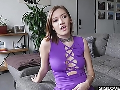 SisLovesMe - Kinky Step-Sis Wants To Try Bondage