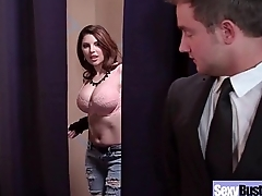 (Darling Danika) Busty Milf Like Hard Style Sex On Camera video-08