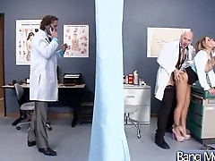(payton west) Slut Horny Patient Seduce Doctor And Bang Hard Style clip-18