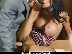 Slutty big tit office worker loves to be dominated at work 27