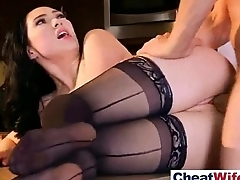 (aria alexander) Hot Cheating Wife Like And Enjoy Sex Chiefly Cam clip-03