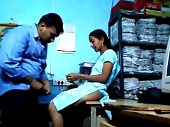 Office Wala Valentine Sex hither Bhabhi