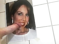 Mom smiles when she gets her son cum