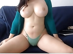 sexy camgirl with huge breast - 666sexcams.net