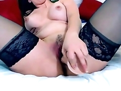 English femdom goddess Kate with big chest is ready to try new things