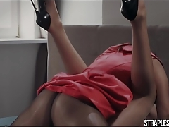 Pavla and Bree Haze in Sexy Photo Session that Leads to Fucking