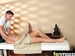Husband Cheats with Masseuse in Room 22