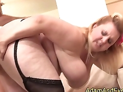 Big assed bitch sucking