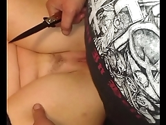 Rhianna force fucked by masked intruder part 2