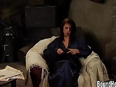 Madame And Enslaved Girls In Hot Lesbian Portray
