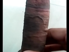 feeling horny and shaking my own penis