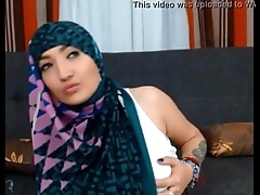 Muslim Girl Very Sexy Very Horny Teasing Stripping Dancing Sex Hijab Arabian Jilbab