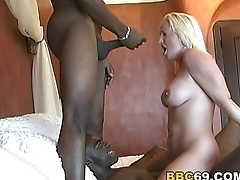 Calli Cox Does Threesome With Black Cocks