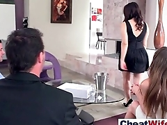 Superb Horny Housewife (valentina nappi)  Enjoy Hard Cheating Sex clip-29