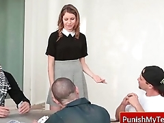 Punish Teens - Extreme Hardcore Sex from PunishMyTeens.com 18