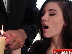 Punish Teens - Extreme Hardcore Sex from PunishMyTeens.com 13