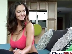 Hot Slut Housewife (ava addams1) Enjoy Cheating Sex In Hard Style Action clip-06
