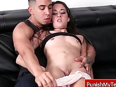Punish Teens - Way-out Hardcore Sex from PunishMyTeens.com 11