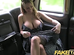 Fake Taxi Welsh MILF goes Balls Deep