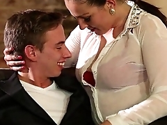 DON'_T TOUCH MY WIFE AND MY DAUGHTER FILM WITH MAX FELICITAS AND VALENTINA ROSS