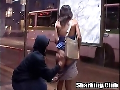 Sharking Hooker On The Streets