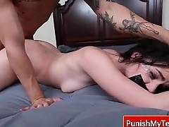 Punish Teens - Extreme Hardcore Sex from PunishMyTeens.com 12