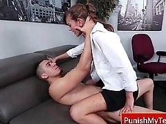 Keelhaul Teens - Extreme Hardcore Sex from PunishMyTeens.com 08